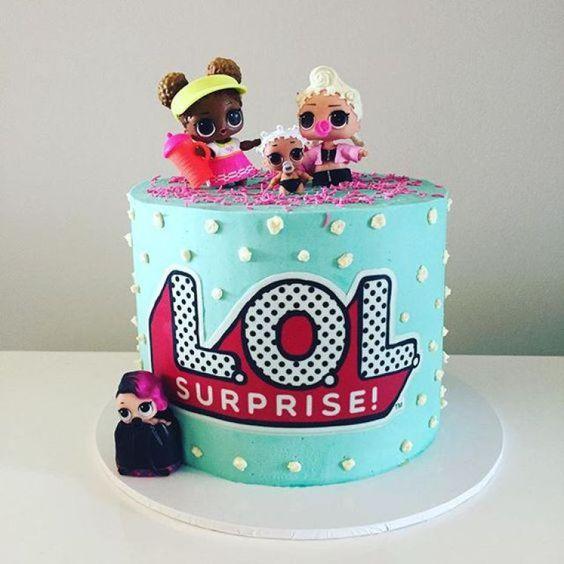 lol birthday cake 15