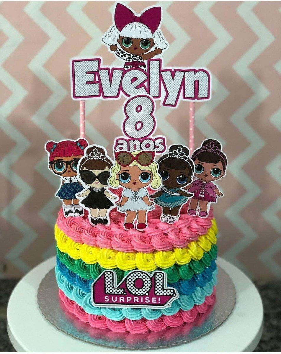 lol birthday cake 16