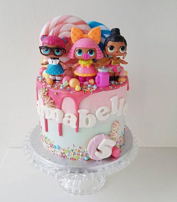 lol birthday cake 20