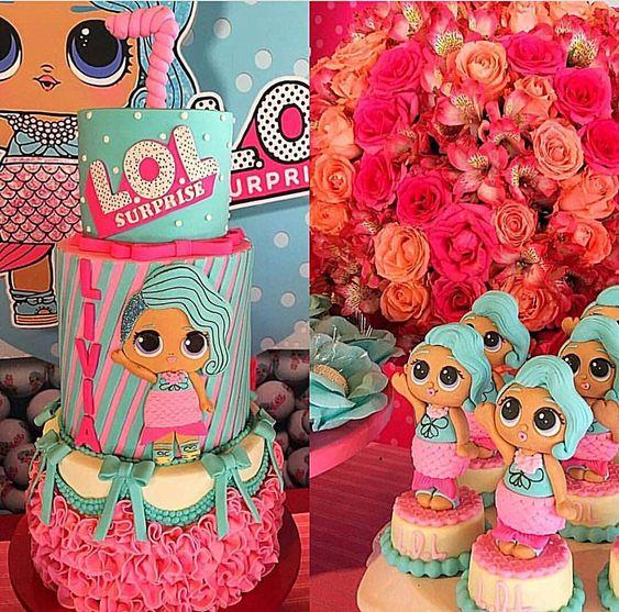 lol birthday cake 9