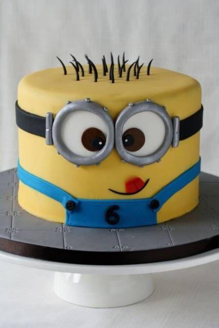 minions cakes 13