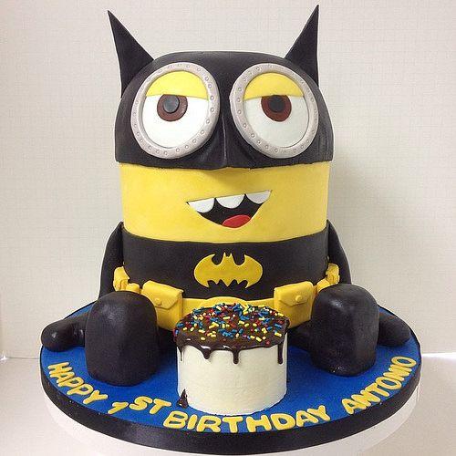minions cakes 14