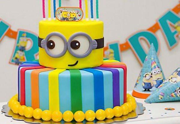 minions cakes 17
