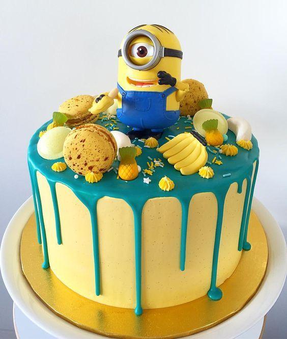 minions cakes 3