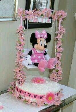 minnie cake design 10