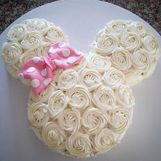 minnie cake design 15