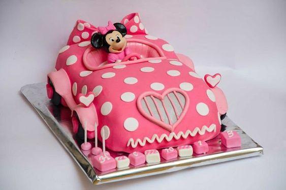 minnie cake design 7