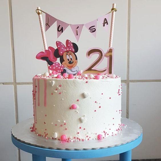minnie cake design 9