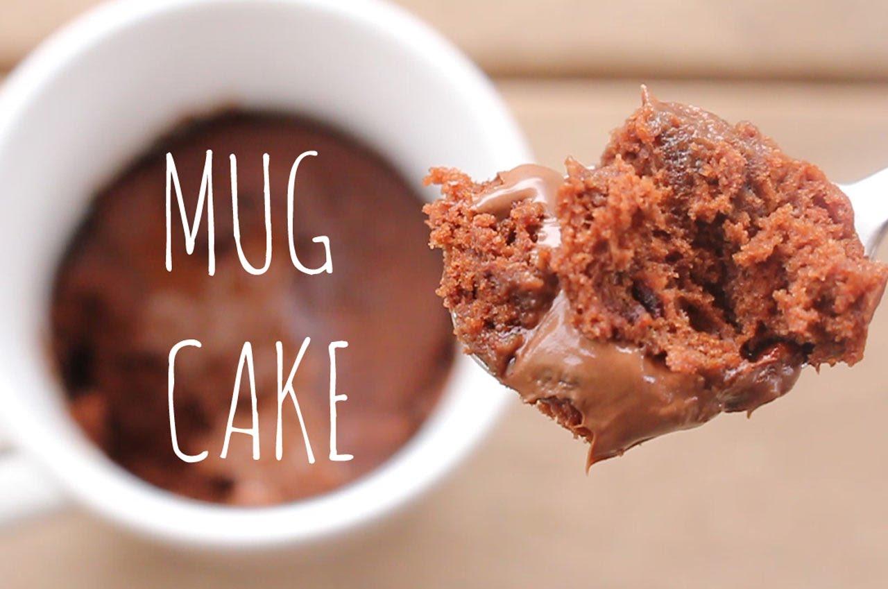 The Best Chocolate Mug Cake Recipe