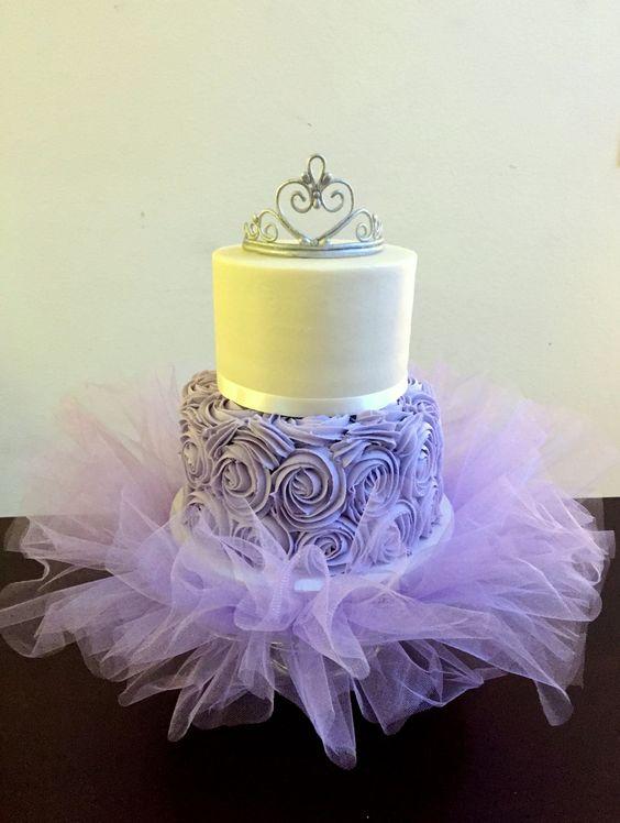 princess birthday cake 13