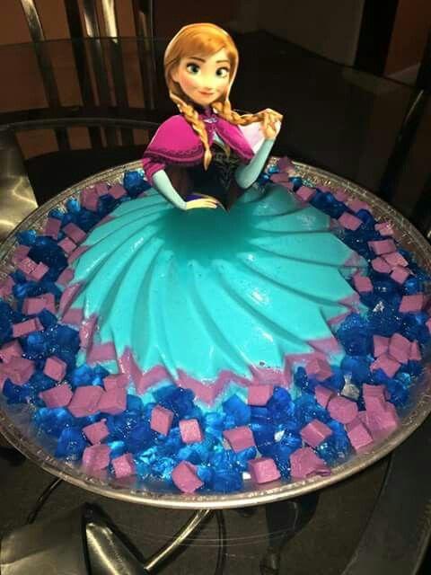 princess cakes made with gelatin 7