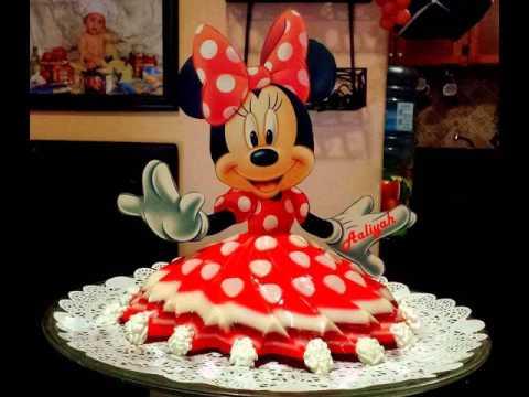 princess cakes made with gelatin 8