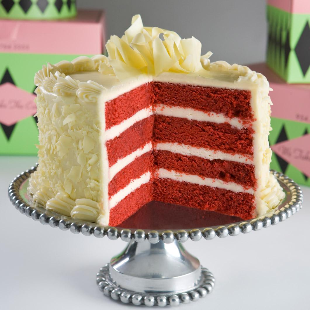 Easy Red Velvet Cake Recipe Taste Of Home