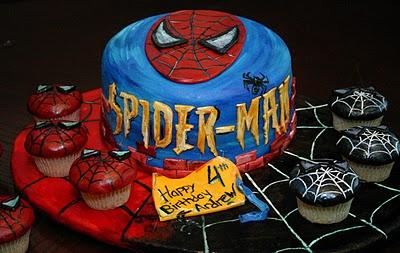 spiderman-cake-birthday