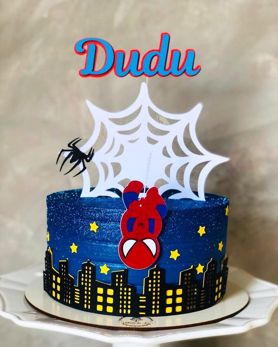 spiderman cakes 13