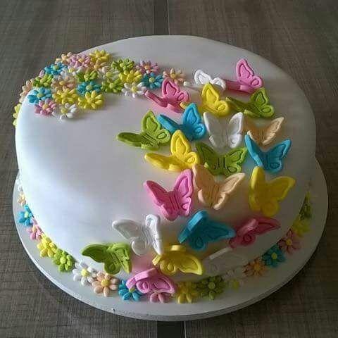 spring theme cakes 1