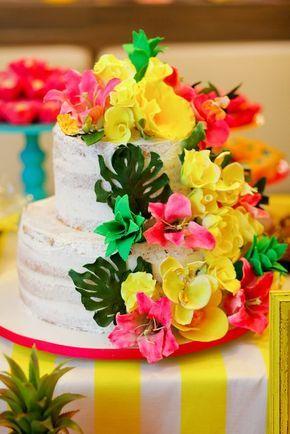 spring theme cakes 3