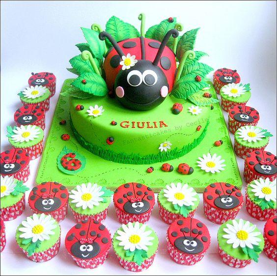 spring theme cakes 7