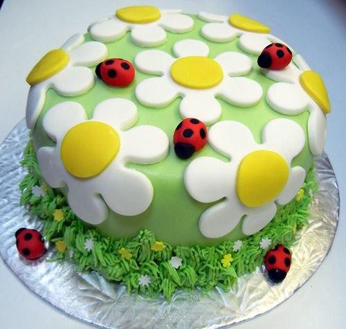 spring theme cakes 9