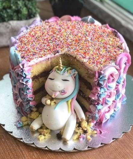 unicorn cakes 1