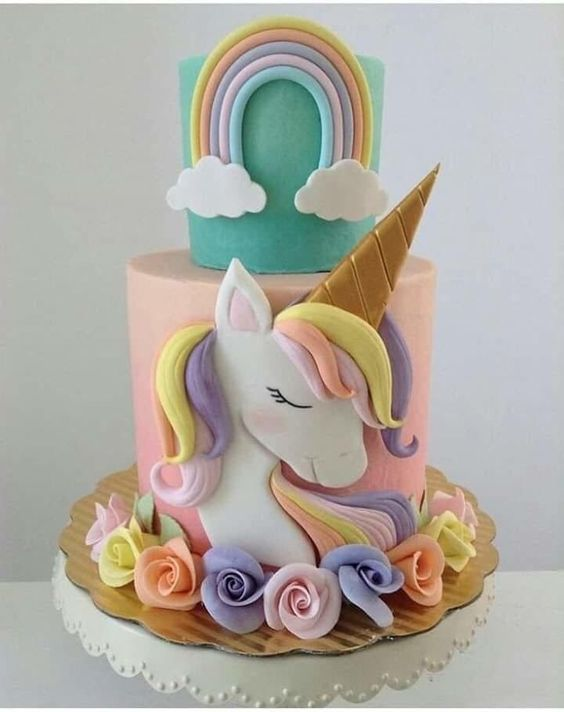 unicorn cakes 10