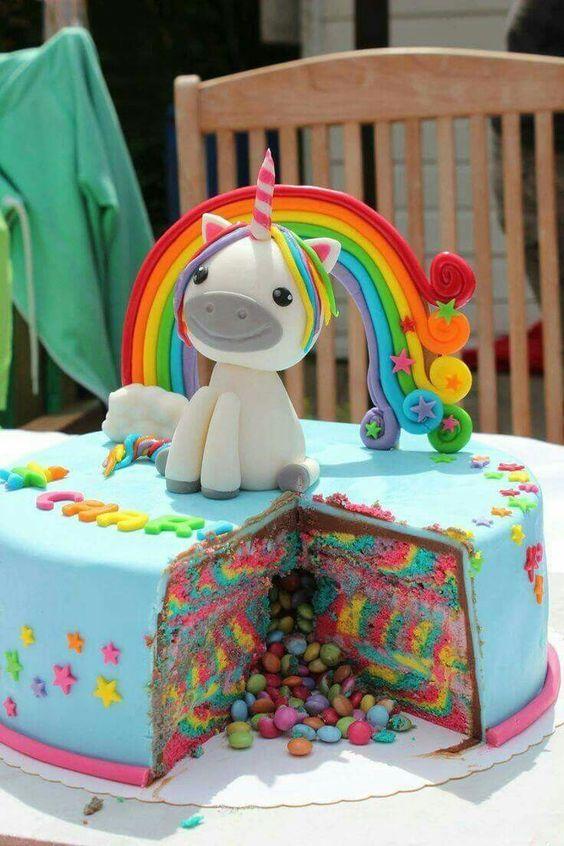 unicorn cakes 2