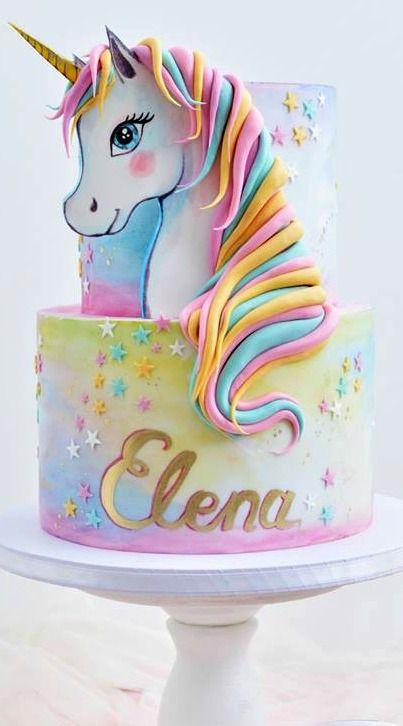 unicorn cakes 5