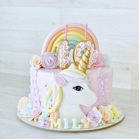 unicorn cakes 6